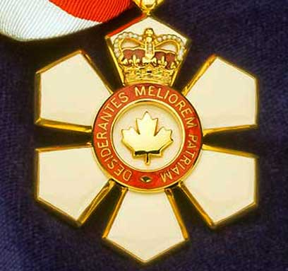 order of canada medal